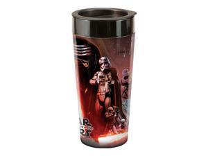 Star Wars Episode VII Plastic Travel Mug by Vandor