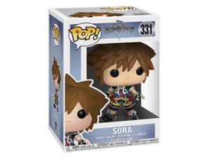 Disney Kingdom Hearts Sora POP Vinyl Figure, Family Movies by Funko