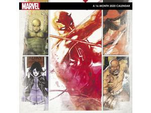 ACCO Brands, 2020 Marvel Knights Wall Calendar