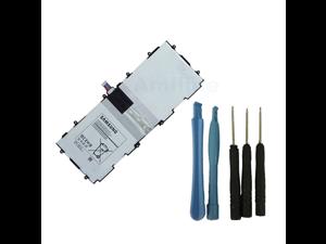 Genuine Original Samsung T4500E 6800mAh Battery for Samsung Galaxy Tab 3 GT- P5200 P5210 P5213 P5220 with Installation Tools