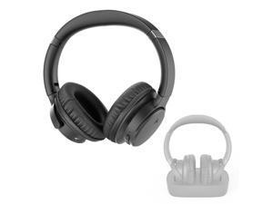Avantree AS50 Bluetooth 5.0 Headphones for TV, Comfortable 35 Hours, Extra Loud, No Lip-sync Delay, a Second Pair of Headphones for Avantree Ensemble Wireless TV Set