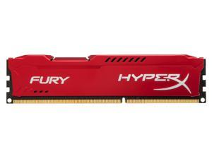 Kingston Technology HyperX FURY Red 4GB 1333MHz DDR3