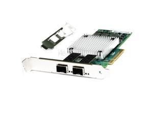 Broadcom NetXtreme II 57810S PCI-e 10Gbps Dual Port SFP+ Server Network Adapter - Dell Compatible