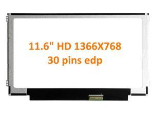 """New  BOE NT116WHM-N21 11.6"""" HD Slim 30 Pins Laptop Replacement LED LCD Screen 1366X768 Panel"""