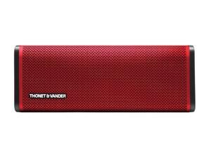 Thonet & Vander FREI Portable Bluetooth Speaker - Red