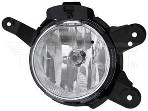 Dorman 1631282 Passenger Side Fog Light Assembly for Select GMC Models