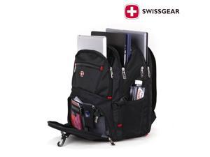 "Original Swiss Win travel gear Waterproof 17"" Laptop Backpack"