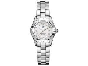 Tag Heuer Aquaracer Diamond MOP Ladies Watch WAF1415.BA0824