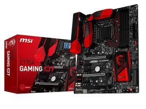 MSI DOES NOT COME IN MSI RETAIL BOX, COMES IN MSI NORMAL BOX Z170A GAMING M7 LGA 1151 Intel Z170 HDMI SATA 6Gb/s USB 3.1 ATX Intel Motherboard