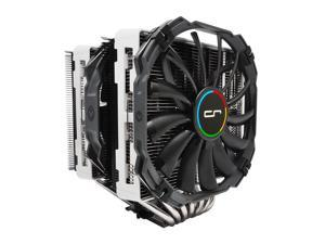 Cryorig R1 universal CR-R1B Dual Tower CPU Heatsink with XF140 and Xt140 fans