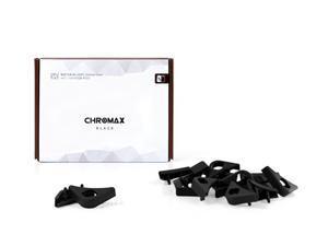 Noctua NA-SAVP1 chromax.black, Anti-Vibration Pads for 120/140mm Noctua Fans (16-pack, Black)