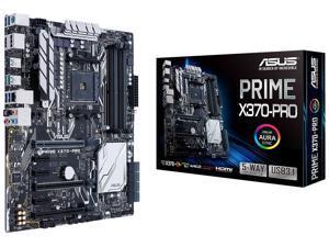 ASUS Prime X370-Pro AMD Ryzen AM4 DDR4 DP HDMI M.2 USB 3.1 ATX X370 Motherboard