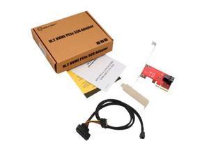 SYBA PCI-e 3.0 x4 to Mini SAS HD(SFF-8643) Adapter Model SI-PEX40119