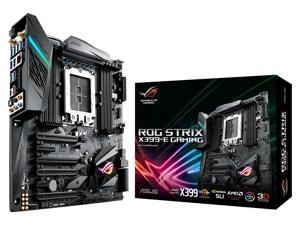 ASUS ROG Strix X399-E Gaming sTR4 AMD X399 SATA 6Gb/s USB 3.1 Extended ATX AMD Motherboard
