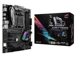 ASUS ROG STRIX B350-F GAMING AMD Ryzen AM4 DDR4 M.2 USB 3.1 ATX B350