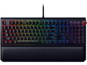 Razer BlackWidow Elite - Mechanical Gaming Keyboard - US Layout (Orange Switch)