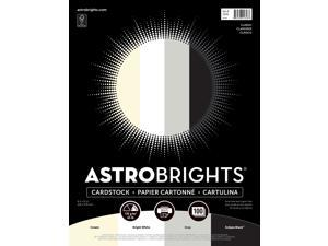 Astrobrights Cardstock Paper, 65 lbs, 8.5 x 91648
