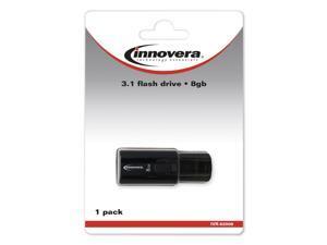 Innovera USB 3.0 Flash Drive, 8 GB 82008