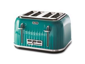 Oster 4-Slice Pop-Up Toaster Teal (TSSTTRWF4S-NP)