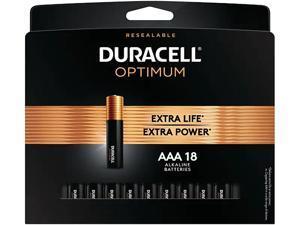 Optimum Alkaline AAA Batteries 18/Pack OPT2400B18PR