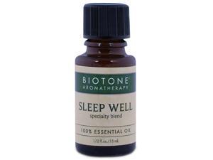 Biotone Essential Oils, Sleep Well, Woodsy BAEOSLEHZ