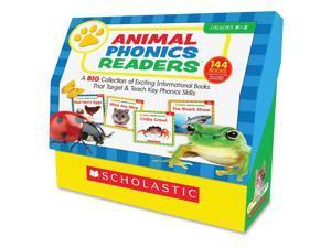 Scholastic Res. Gr K-2 Animal Phonics Rder Bk Set