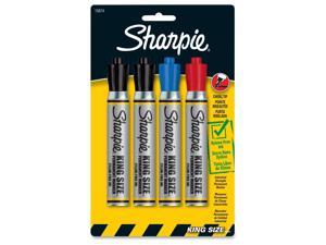 Sanford Sharpie King-Size Permanent Markers