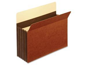 Globe Weis Heavy-duty Accordion File Pockets