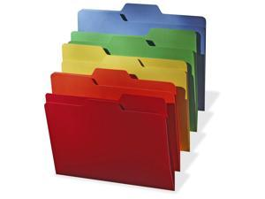 Ideastream All Tab Assorted Color Folders