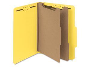 Smead Recycled Pressbrd 2-Dvdr Classfctn Folders
