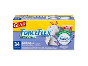Clorox Glad ForceFlex Tall Trash Bags