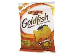 Campbell's Pppridge Farm Goldfish Shaped Crackers