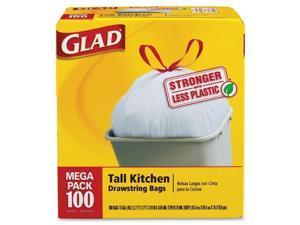 Clorox Glad Tall Kitchen Drawstring Trash Bags
