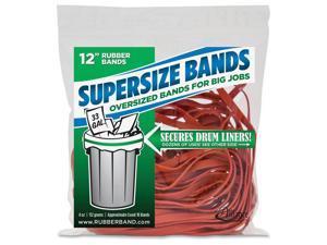 "Alliance 12"" Red SuperSize Bands"