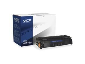 MiCR Print Solutions - MCR49XM - Compatible with Q5949XM High-Yield MICR Toner, 6, 000 Page-Yield, Black