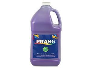 Prang Liquid Tempera Paint - 1 gal - 1 Each - Violet