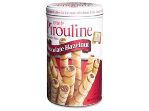 De Beukelaer Corporation Pirouline Cookie w/Cream Filling 14 oz. 65050