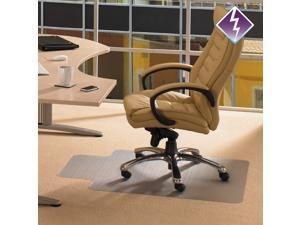 "Floortex Anti-Static Chairmat Std. Lip 36""x48"" GNTN 319226LV"