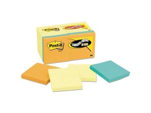 Post-it Notes Pad,Value Pack,3x3,Ast 654-14-4B