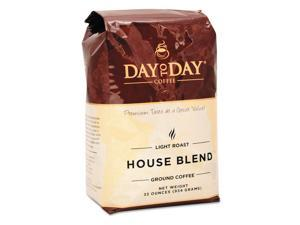 Day To Day Coffee 100% Pure Coffee House Blend Ground 33oz Bag 33100