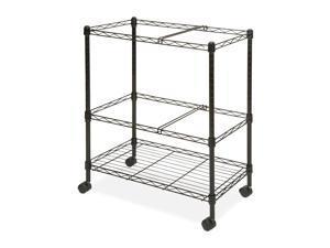 Lorell  Mobile File Cart 45650