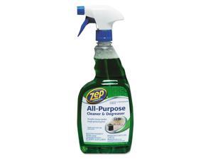 Zep Commercial All-Purpose Cleaner and Degreaser 32 oz Spray Bottle ZUALL32