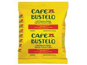 Café Bustelo Coffee Espresso 2oz Fraction Pack 30/Carton 01014