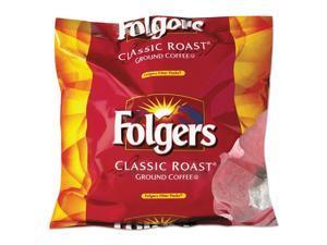 Folgers Coffee Filter Packs Regular 0.9 oz Filter Pack 40/Carton 52320