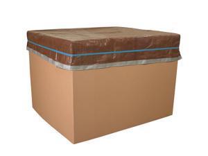 """Box Partners Standard Pallet Band 3/4"""" x 84"""" Brown 50/Case BANP84N"""