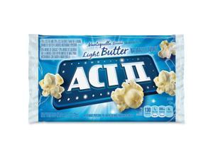 Conagra Foods, Inc Act II Microwave Popcorn 2.75oz. 36/CT Light Butter 23243