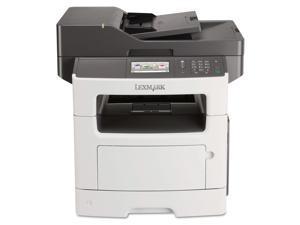 MX511de Multifunction Laser Printer Copy/Fax/Print/Scan