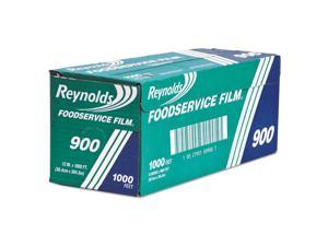 Reynolds Continuous Cling Food Film 12 in x 1000 ft Roll Clear 900BRF