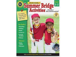 CARSON-DELLOSA Summer Bridge Activity, grades 1-2 704697