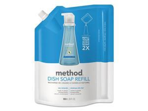 Method Dish Soap Refill Sea Minerals 36 oz Pouch 01315EA